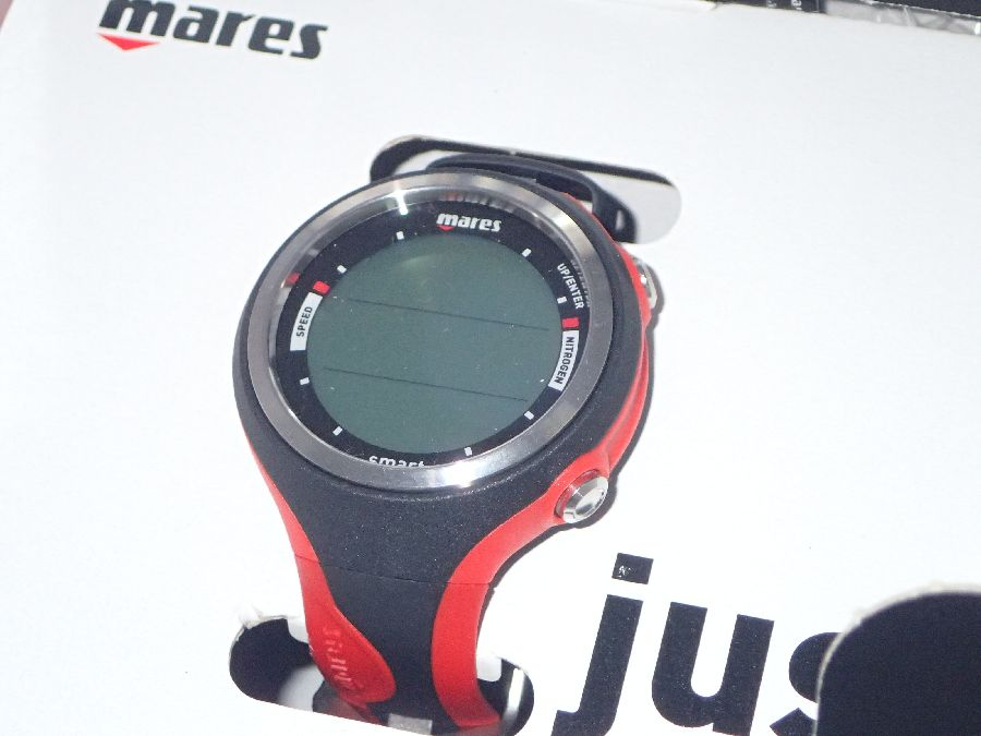 【mares】SMART(RED)
